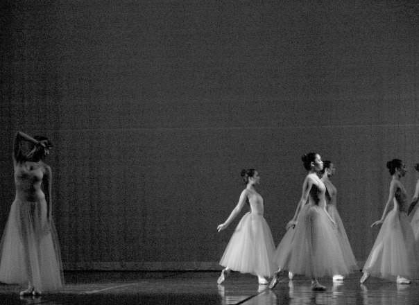 "Dancing Balanchine's ""Serenade,"" one of the most beautiful choreographies I've danced"