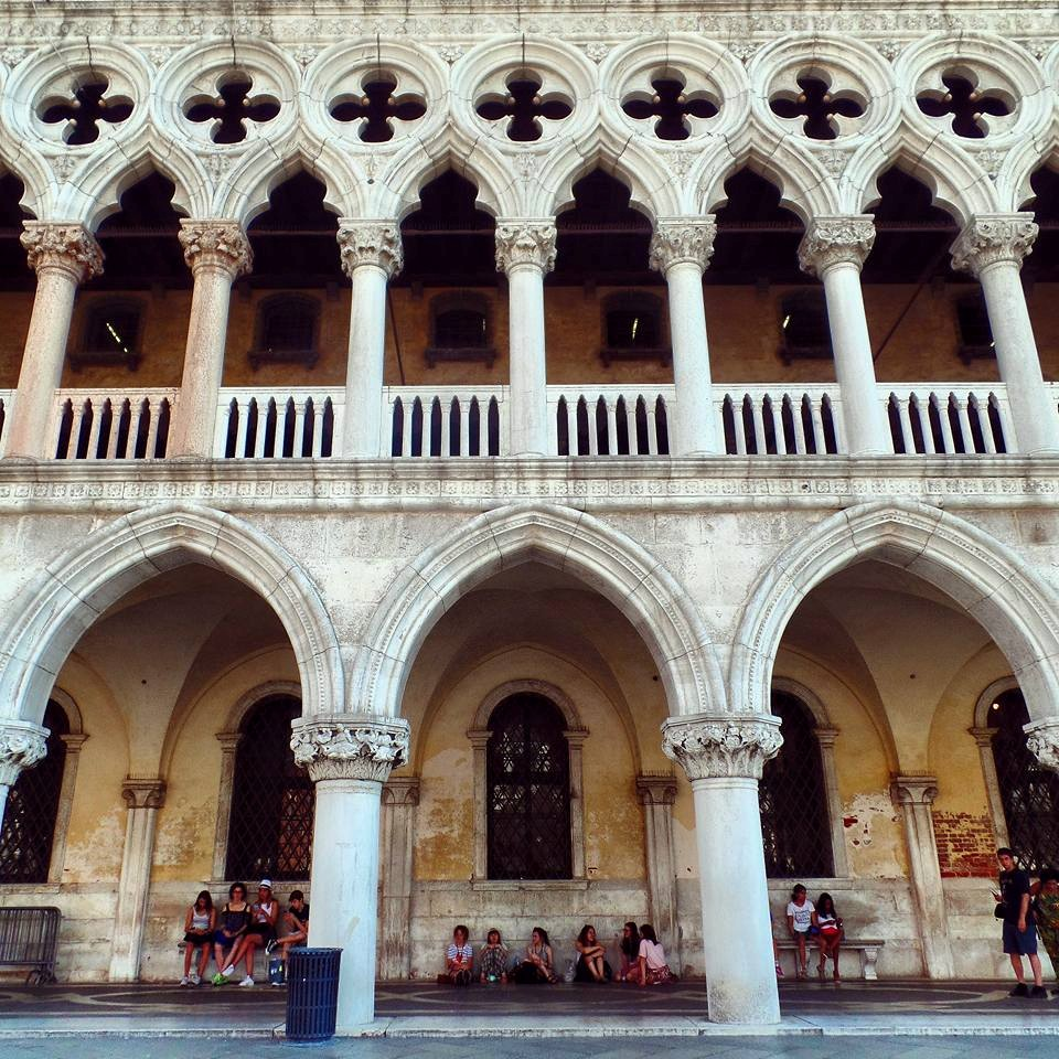 One last look at the gorgeous Venetian architecture