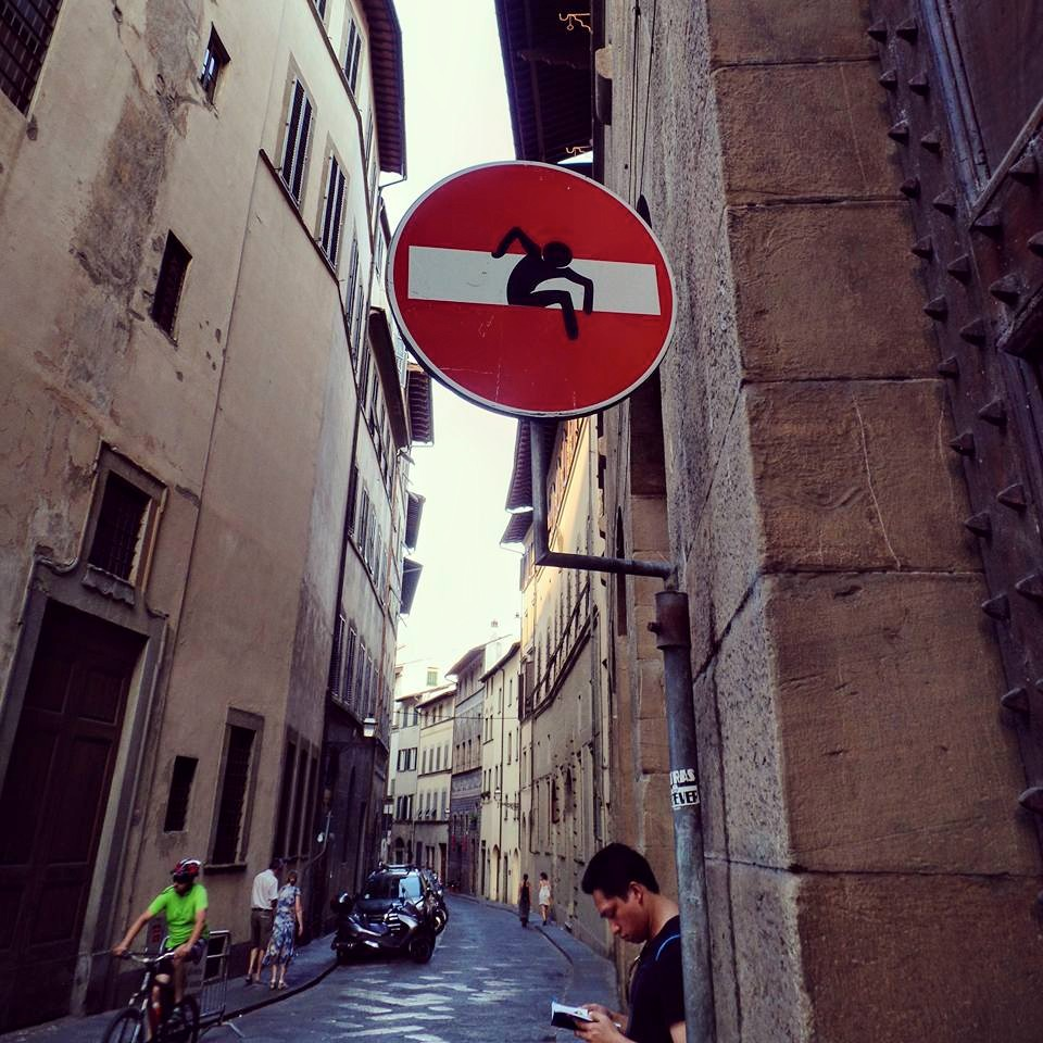 Quirky street signs